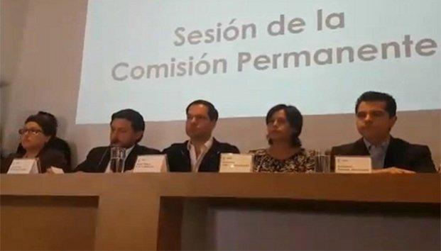 Notifican a Congreso ausencia de la Gobernadora Martha Érika Alonso