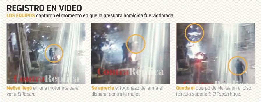 Vendedor de droga mata a asesina de niña enmaletada