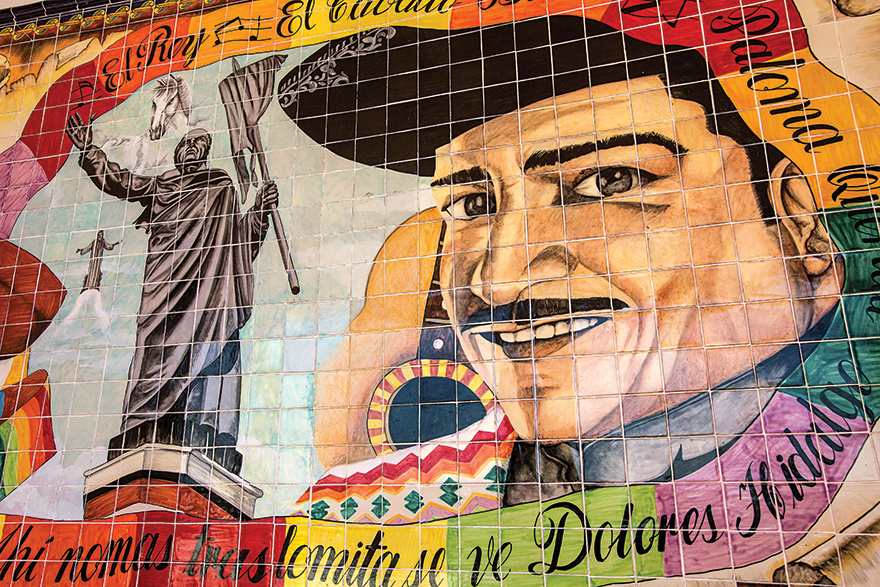 Guanajuato celebra a José Alfredo Jiménez