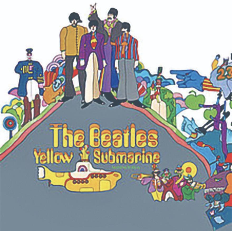 Yellow Submarine, el disco que revolucionó la forma de ver la música