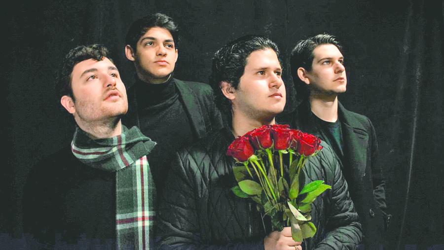 El rock-pop regio gana terreno online en Spotify