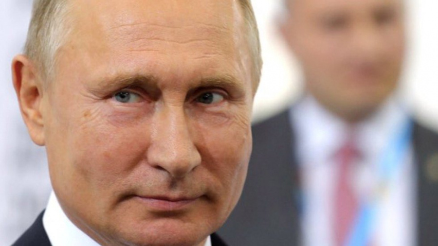 Vladimir Putin, va contra el rap
