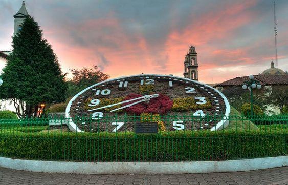 Pueblo Mágico Zacatlán el corazón de Puebla