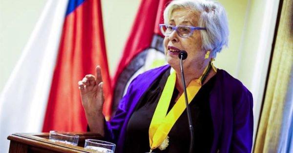 La Academia Chilena de la Lengua tiene nueva líder