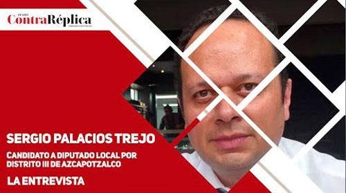 Entrevista con Sergio Palacios TrejoContraReacuteplica
