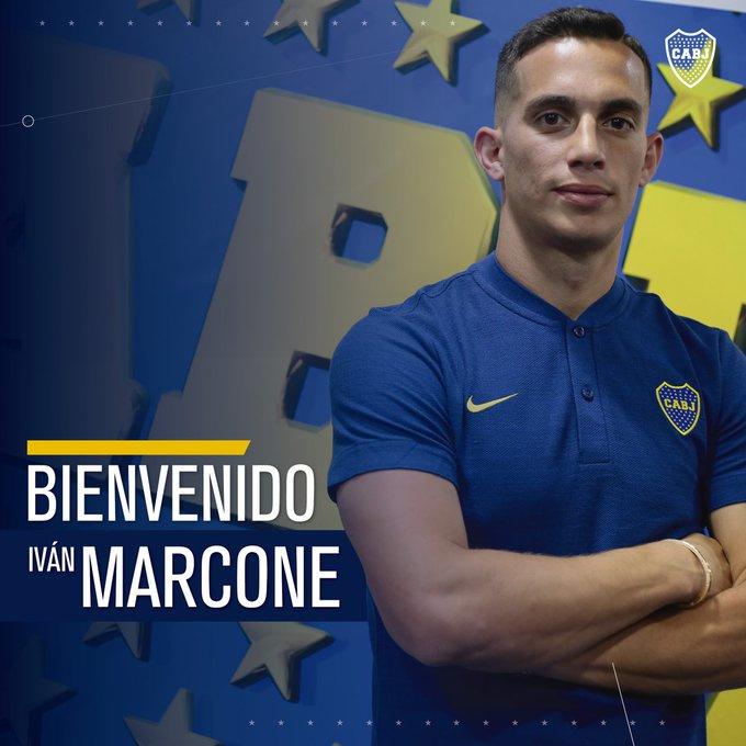Boca Juniors hace oficial la llegada de Iván Marcone