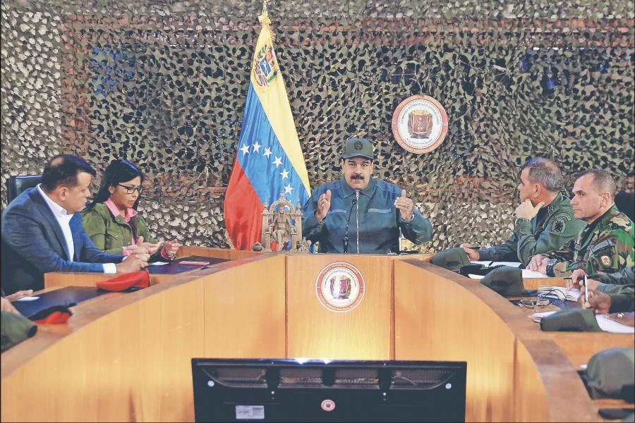 Maduro alista ley para censurar medios digitales