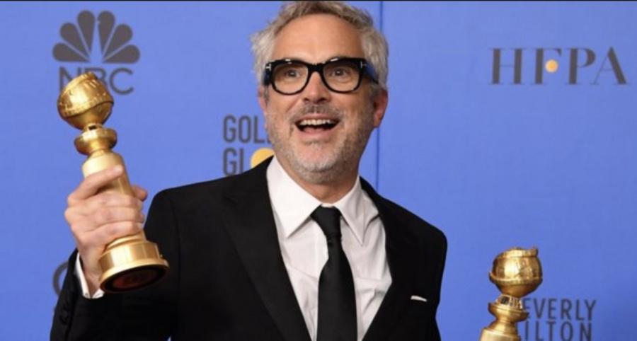 Alfonso Cuarón ¡Orgullo Mexicano! en los Globos de Oro