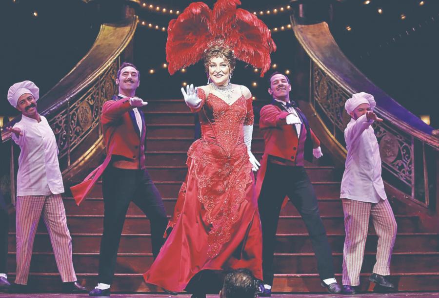 Daniela Romo reinventa el clásico de Broadway Hello, Dolly!