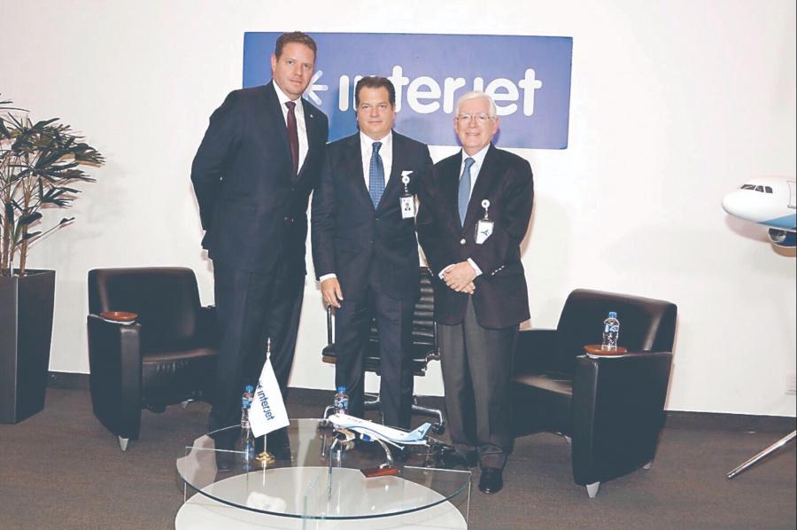 Interjet tiene nuevo Director General