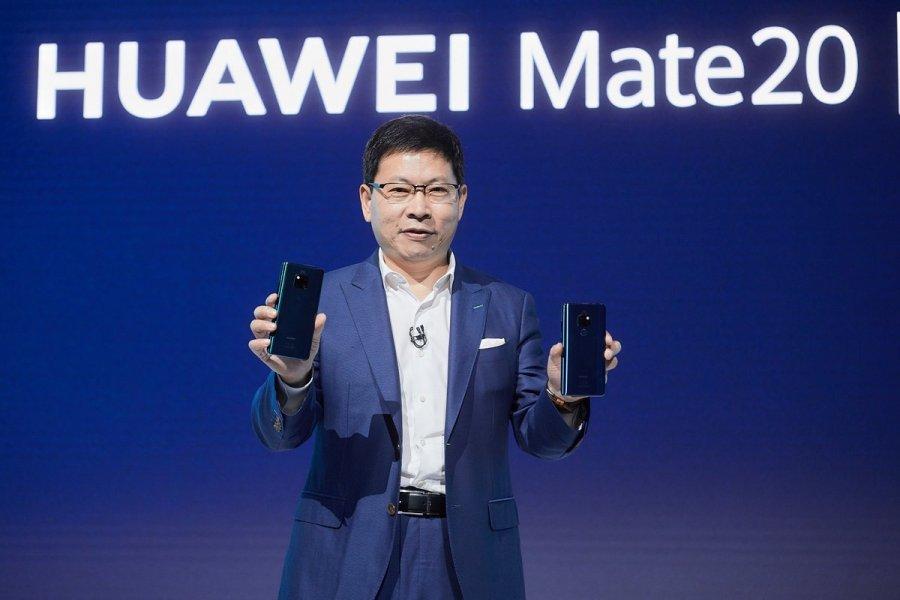 Así es el revolucionario Huawei Mate 20 Pro