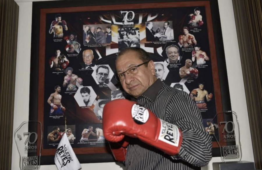 Muere Alberto Reyes, dueño de