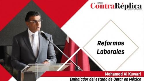 Reformas Laborales por Mohamed Al Kuwari