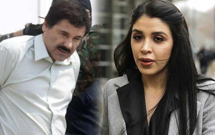Emma Coronel, condiciona a Kate del Castillo para hacer película de El Chapo