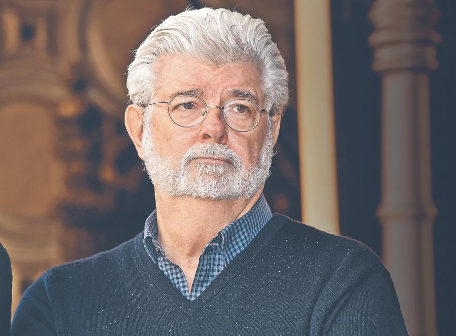 George Lucas ya es el más rico de Hollywood