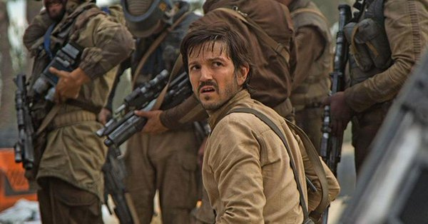 Diego Luna regresa a Star Wars como Cassian Andor