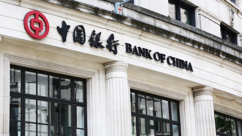 Bank of China se ofrece para obras