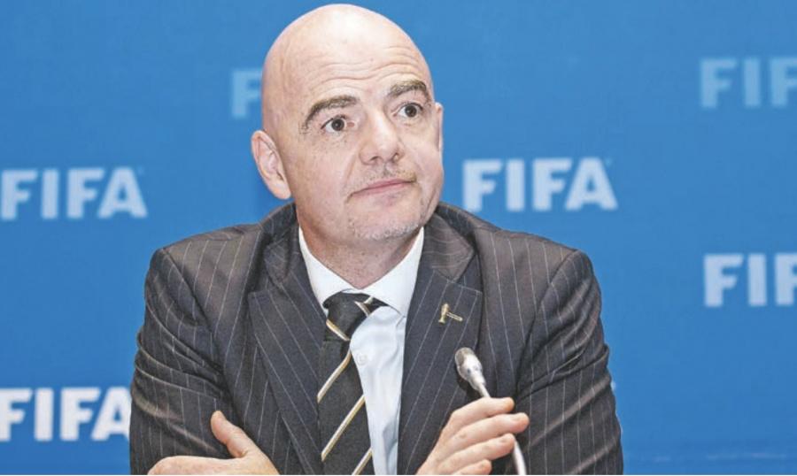 FIFA espera 48 equipos para Mundial de Catar