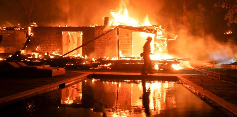 200 desaparecidos y más de 30 muertos, son el saldo de los incendios en California