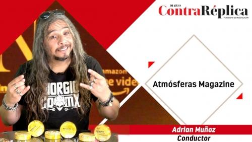 Atmoacutesferas Magazine