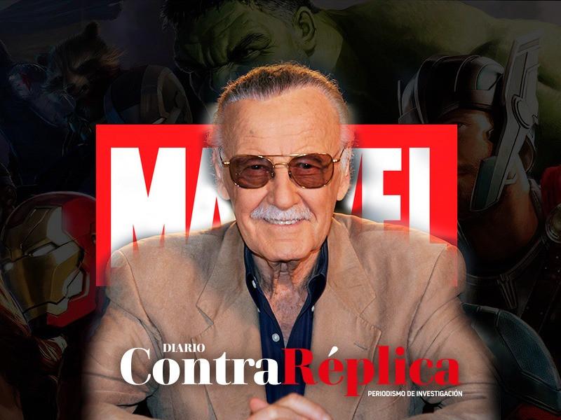 Marvel dice adiós a la leyenda del cómic