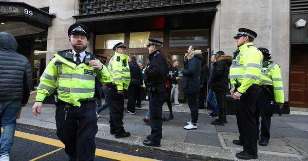 Ataque contra la sede de Sony en Londres deja dos heridos