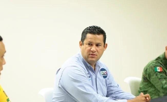 Diego Sinhue Llama A La Uni U00f3n Contra El Crimen Organizado