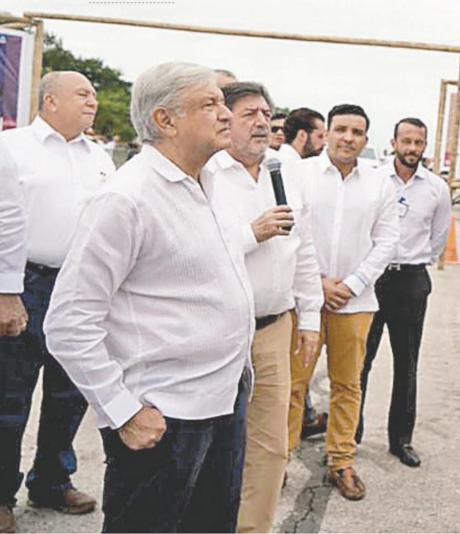 Gobierno pide seis mmdp para el Tren Maya