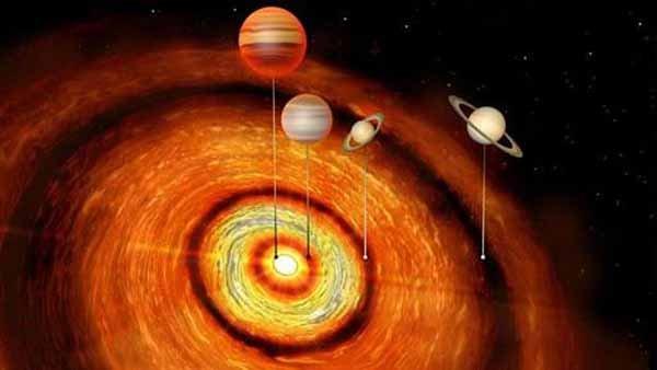 Científicos tienen nuevas preguntas sobre la formación planetaria