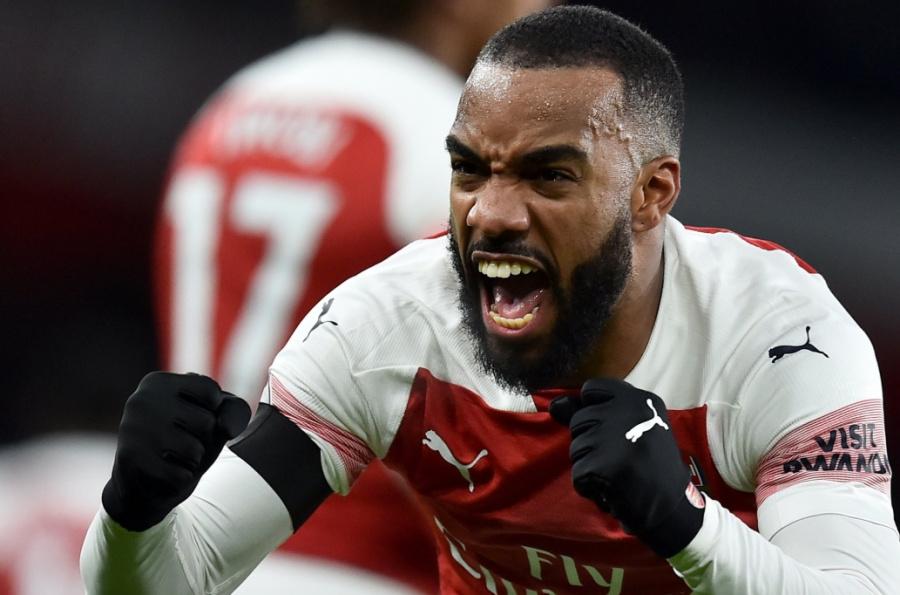 Arsenal celebra el año nuevo venciendo al Fulham
