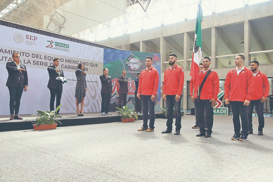 Abanderan a Charros de Jalisco en el CNAR, para Serie Del Caribe