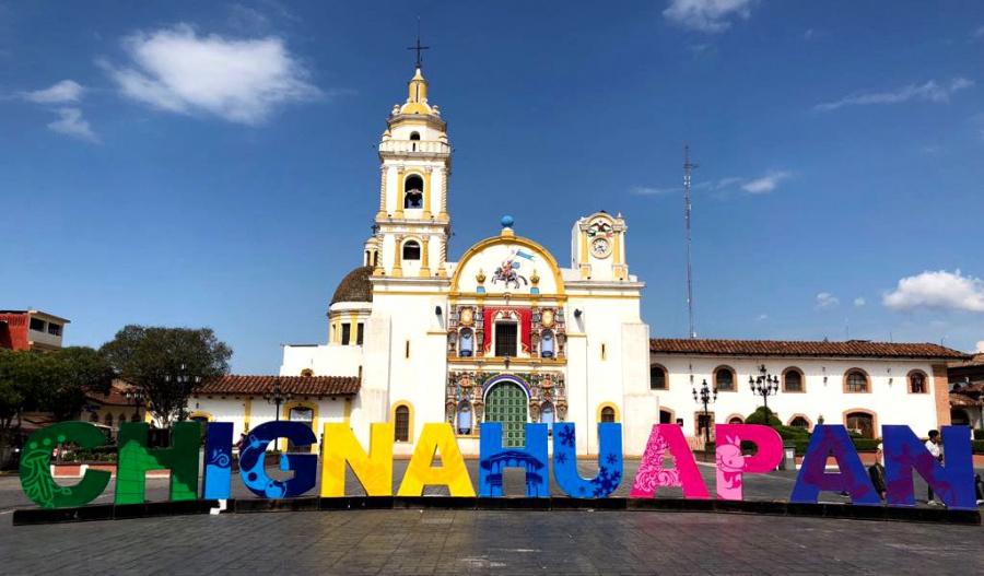 Pueblo Mágico de la Navidad Chignahuapan, Puebla
