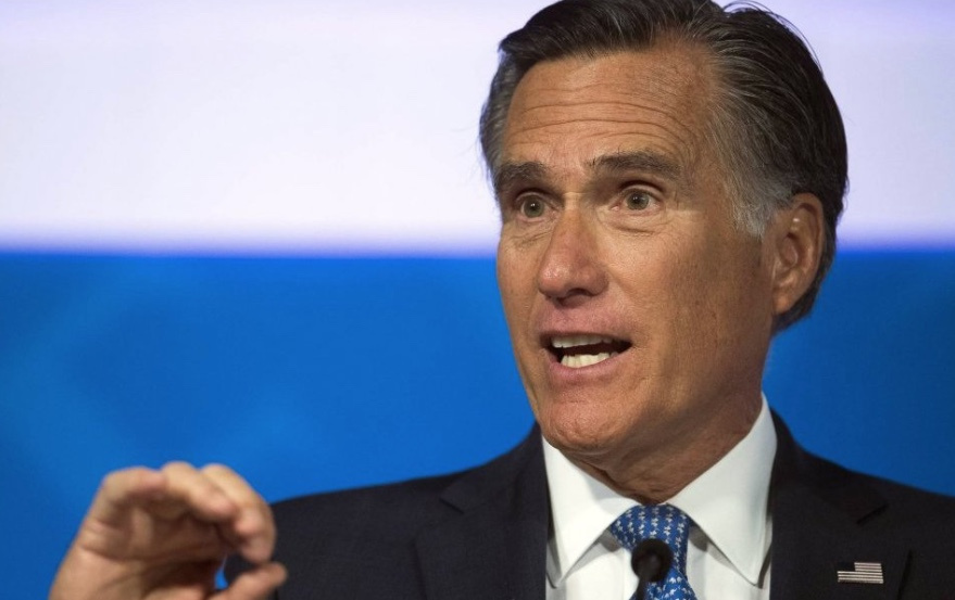 Trump no está a la altura de la Presidencia de EU: Mitt Romney