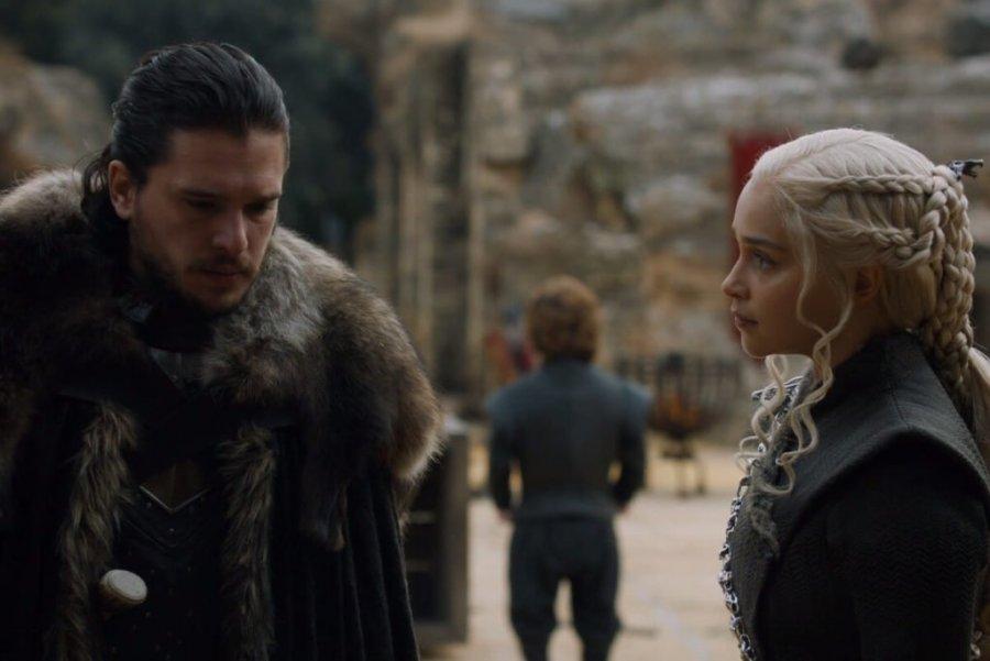 """Es revelada la primera imagen de """"Game of Thrones"""" para su nueva temporada"""