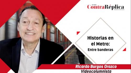 HISTORIAS EN EL METRO ENTRE BANDERAS