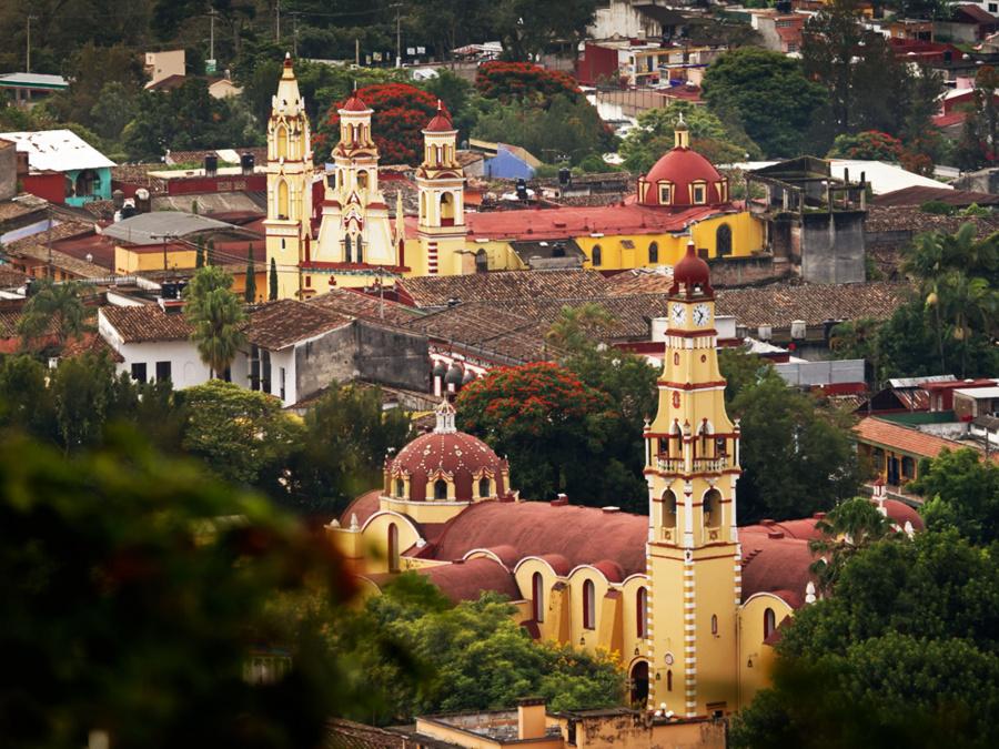 Pueblo Mágico de Coatepec, en Veracruz