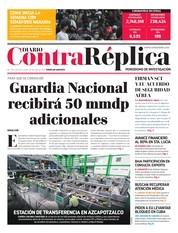 Sandra Cuevas recorre sede de la alcaldiacutea Cuauhteacutemoc acompantildeada por Neacutestor Nuacutentildeez