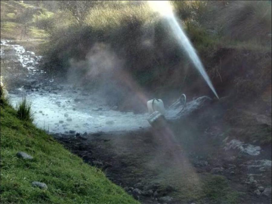 Derrames de combustible también dañan al ambiente