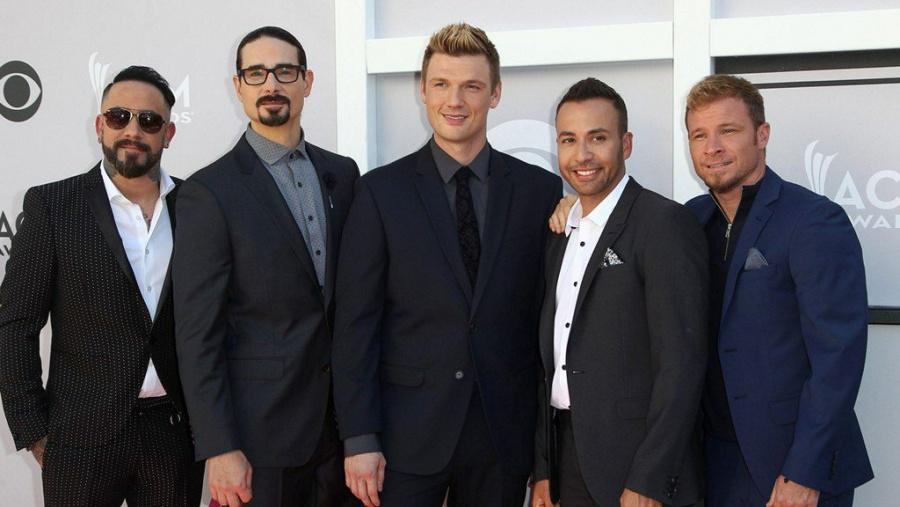 Regresan los Backstreet Boys con nuevo disco y gira mundial