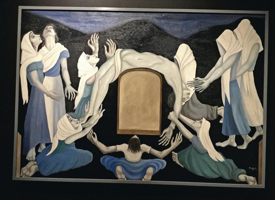 Con 4 Exhibiciones Revelan el Ver y Sentir del Arte del Siglo XX