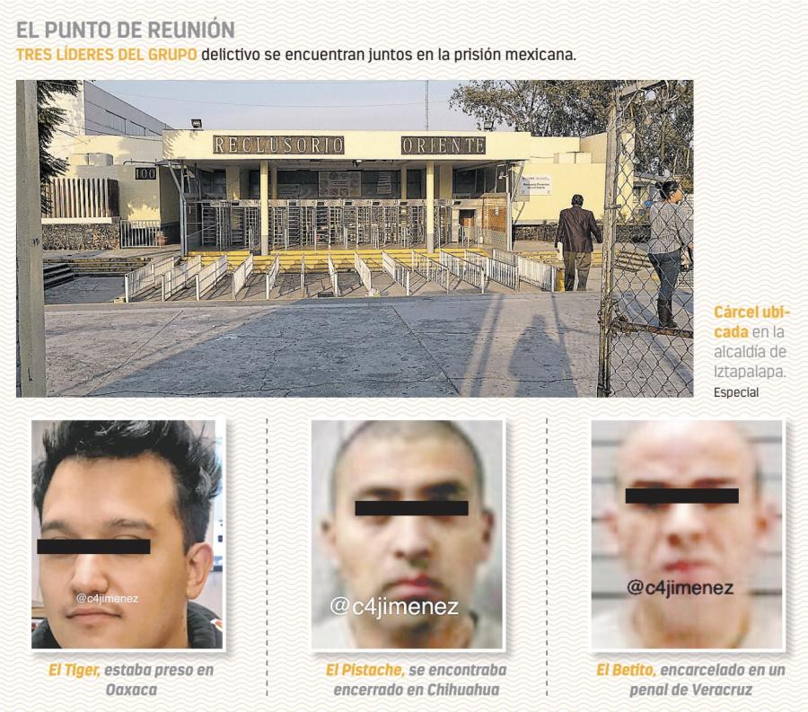 Juez regresa a miembros de La U a penal de CDMX