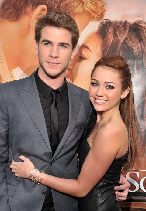 ¡Miley Cyrus y Liam Hemsworth si se casaron!