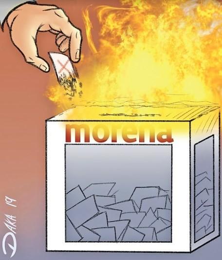 Elección candente