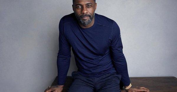 Idris Elba, el hombre más sexy de 2018 según la revista