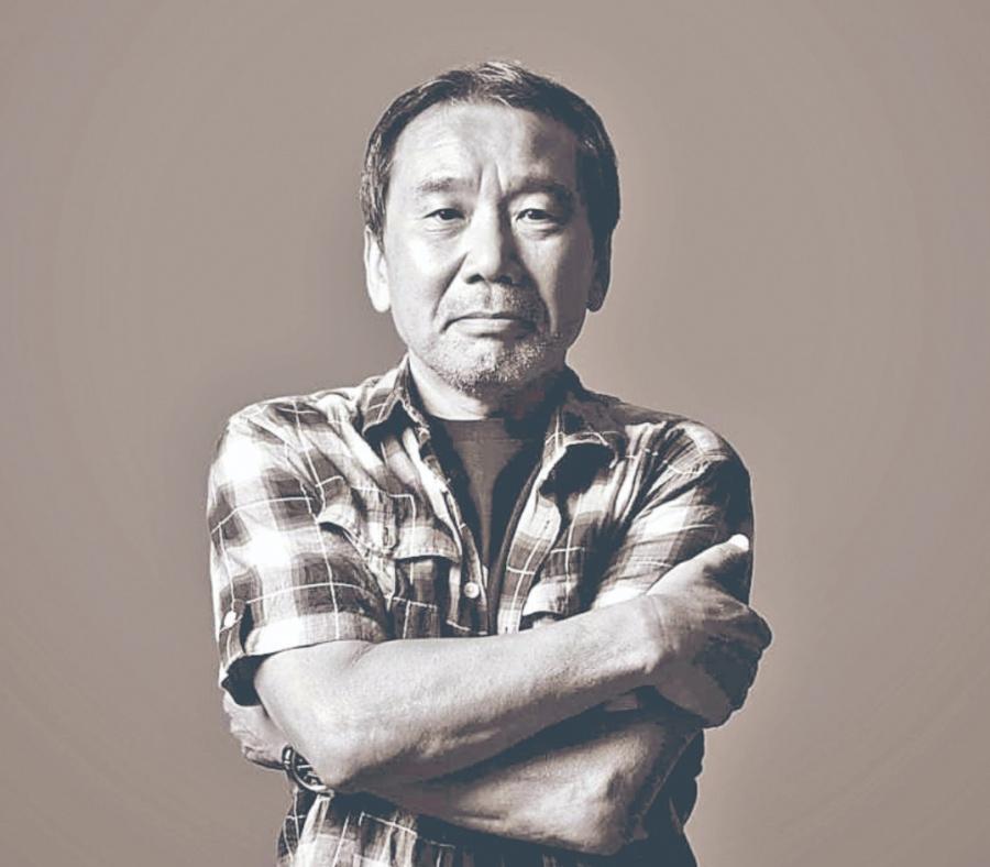 Murakami dona su acervo literario y Musical a Tokio