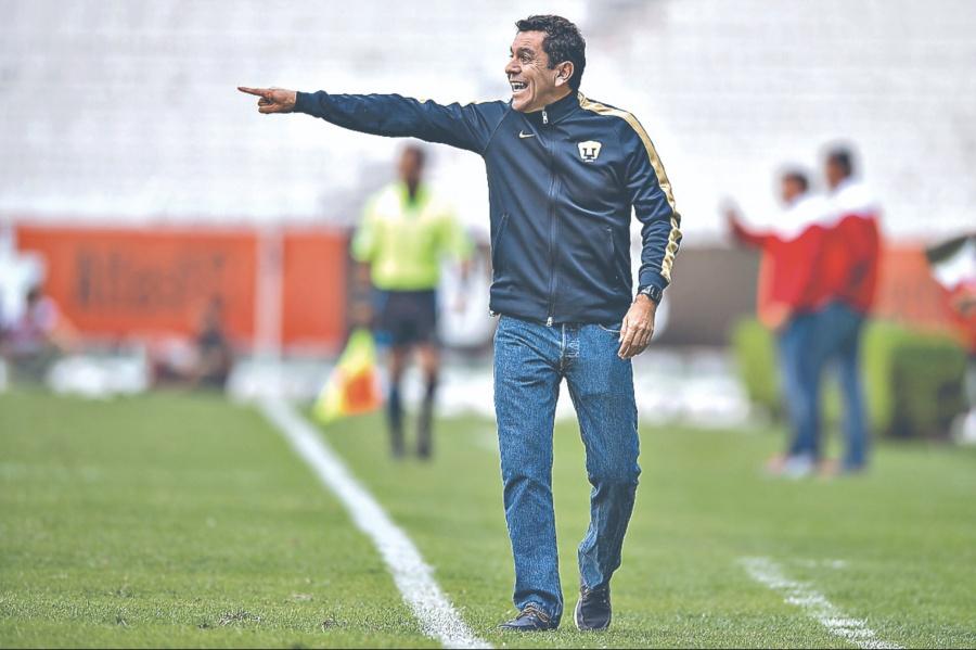 Patiño, cesado de Pumas con 6 duelos sin victoria