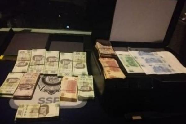 SSC recupera más de 200 mil billetes falsos