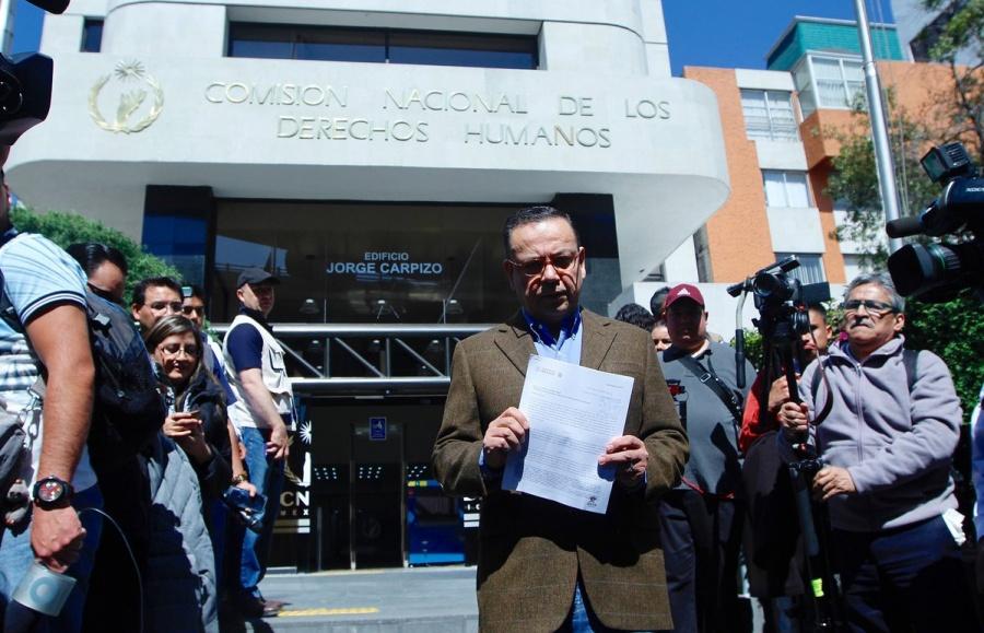 IMSS pide a CNDH apoyo para víctimas de la Guardería ABC