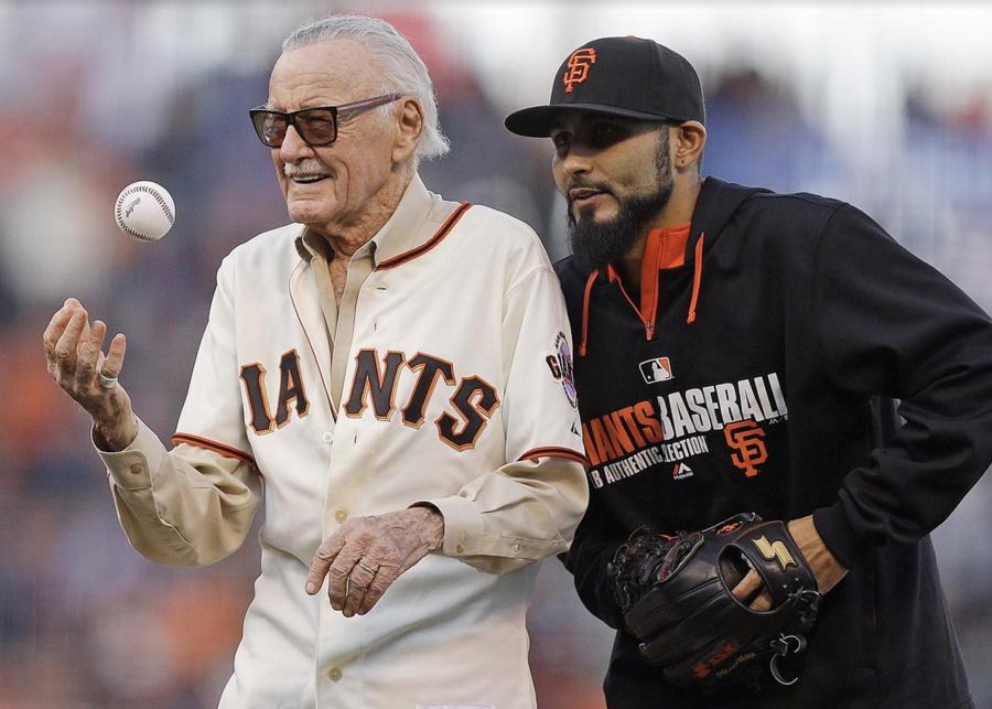 """MLB, a Stan Lee: """"Marcó la vida de millones"""""""