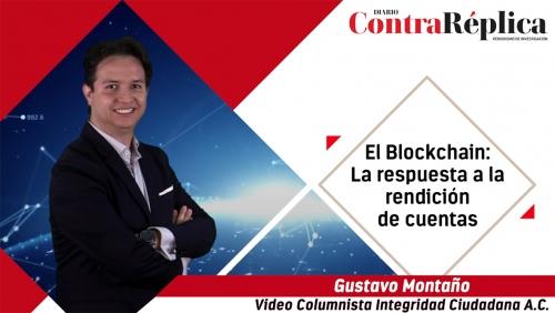 El Blockchain La respuesta a la rendicioacuten de cuentas